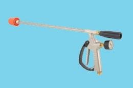 Spritztabelle für Alumax Spritzpistole