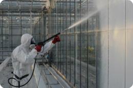 Die Vorteile der Reinigung und Desinfektion mit Schaum