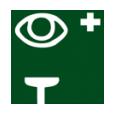Augendusche