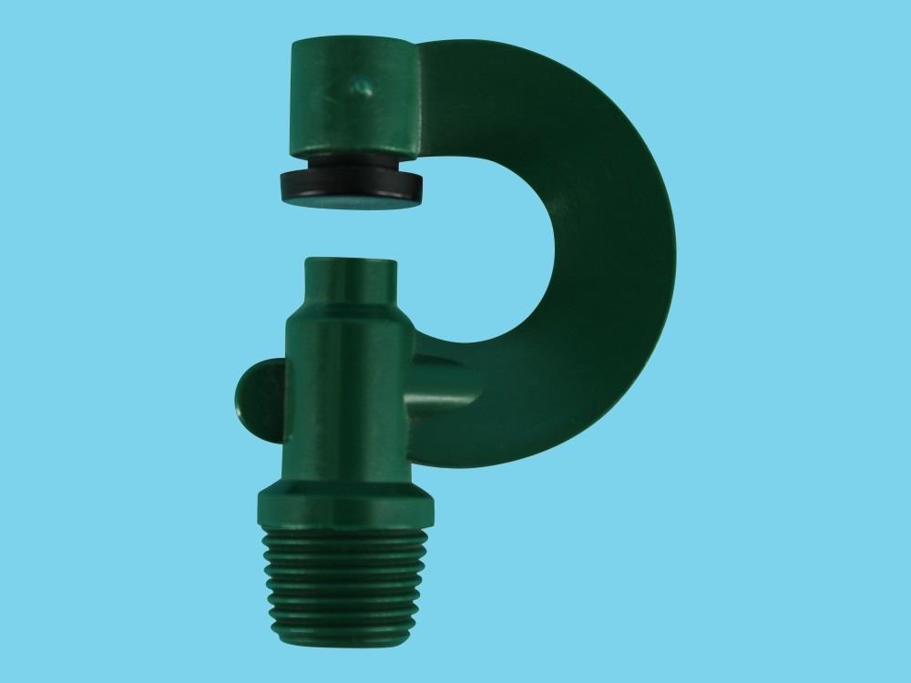 Lichtbogendüse l m11 grün