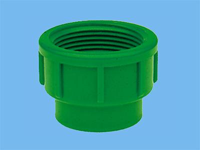 PE Überwurfmutter für PE Kupplung 16mm