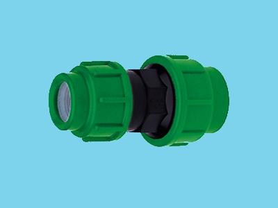 PE Kupplung 20 x 16mm 16bar