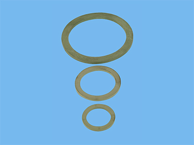 VITON Ring (flach) 45/34 x 3mm