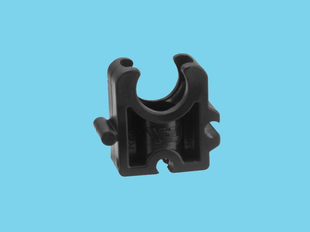 Rohrschellen 12mm pvc