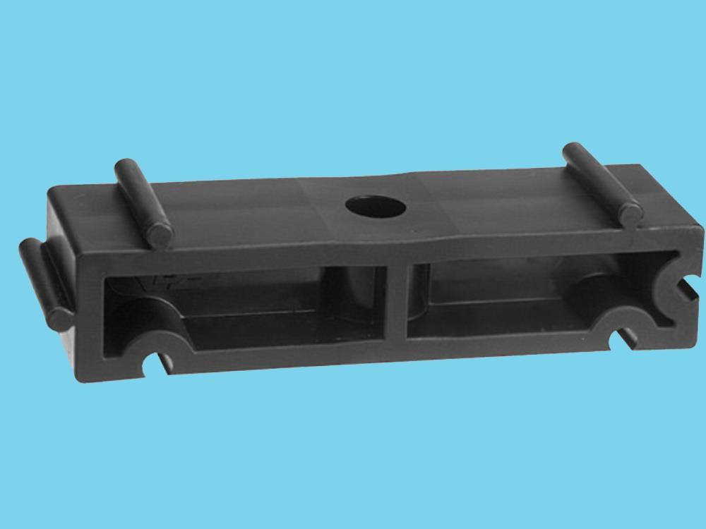 Distanzhalter H20mm für Rohrschellen 160