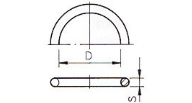 O-Ring 20.22 X 3.53