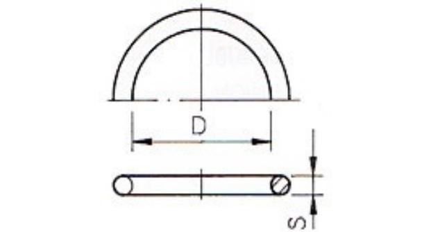 O-Ring 40.64 X 5.33