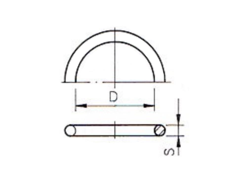 O-Ring Viton 46.99 X 5.33