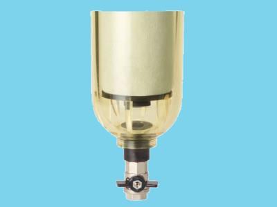 Cintropur Flüssigfilter, NW 500, 2, 2 Außengewinde, 18.000 l