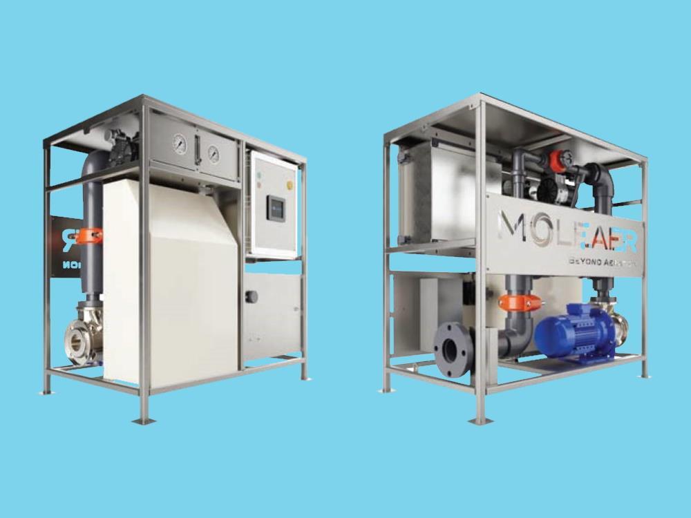 NeO2 250 Nanobläschen-Generatoren 57 m3