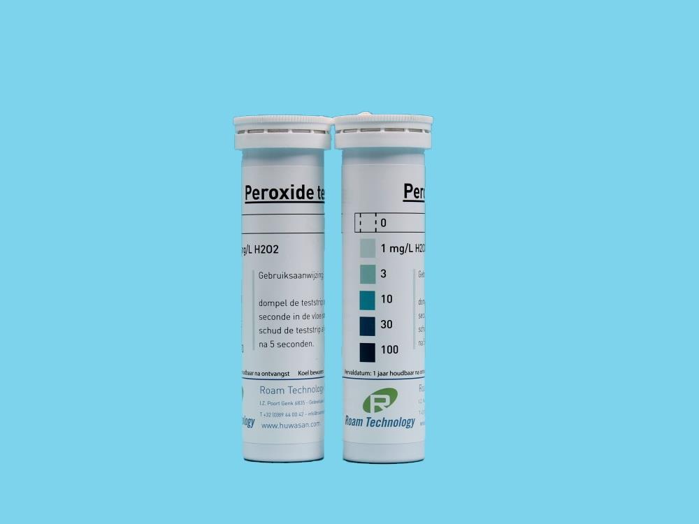 Wasserstoffperoxid Teststreifen [0-100 ppm]