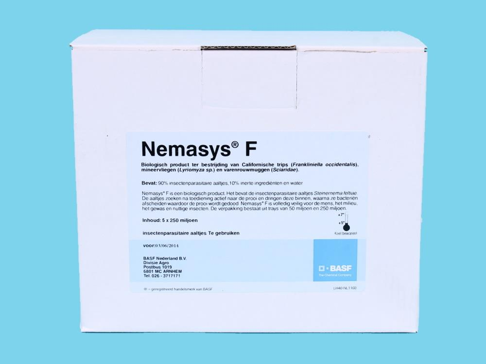 Nemasys F [5x250 Millionen]