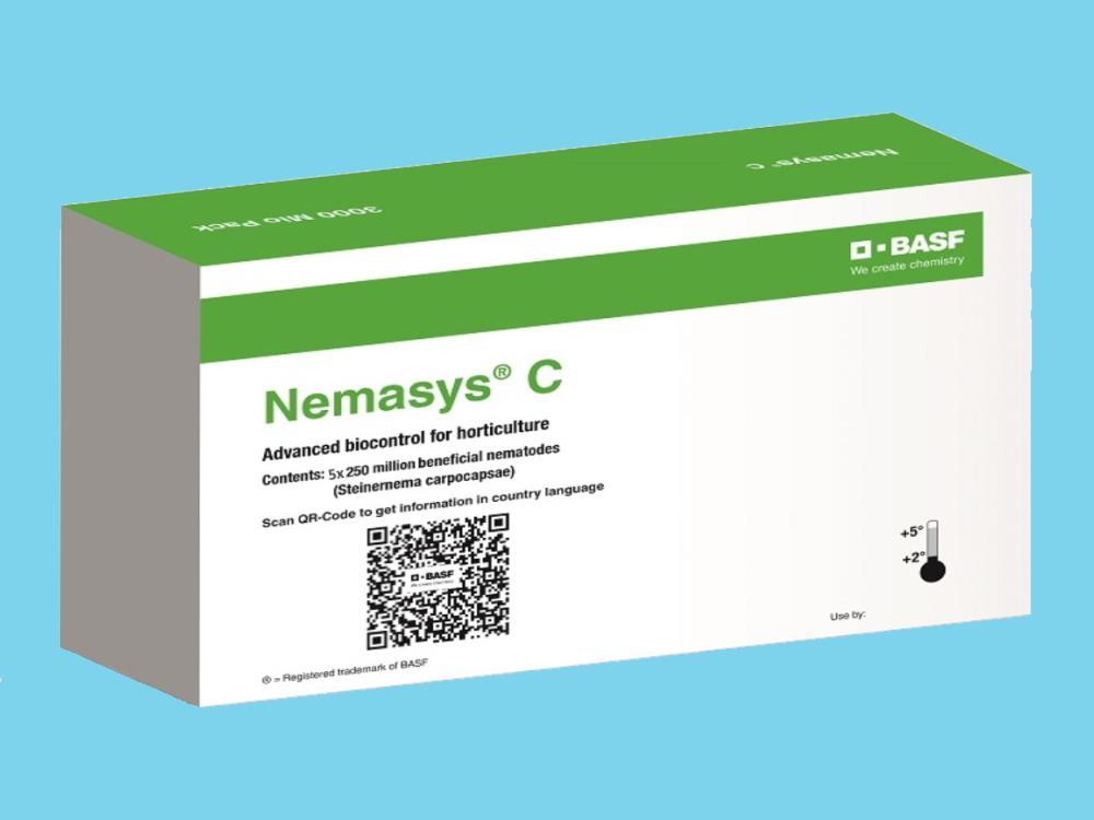 Nemasys C [5x250 Millionen]