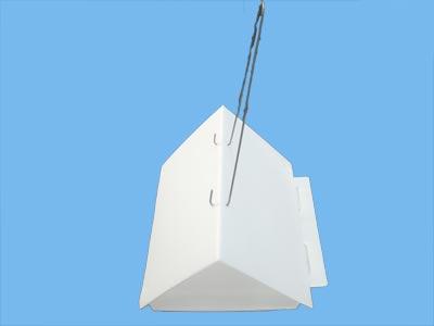 Fangplatte Halter Magnet 30 cm