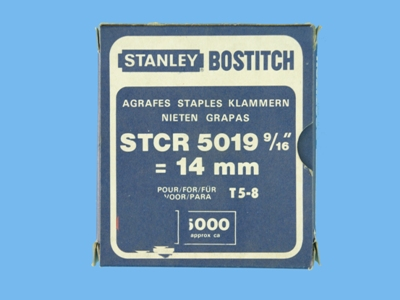 Bostitch Tackerklammern 14mm t5-8 5000