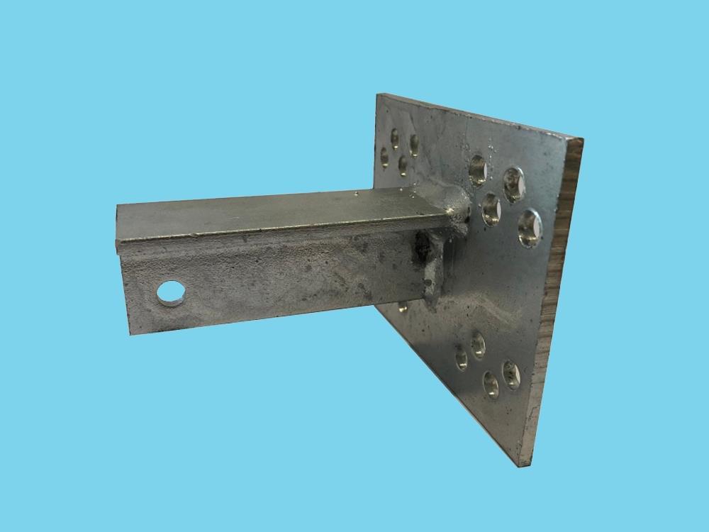 T-Konsole für Stutz 90 mm - Komplettset