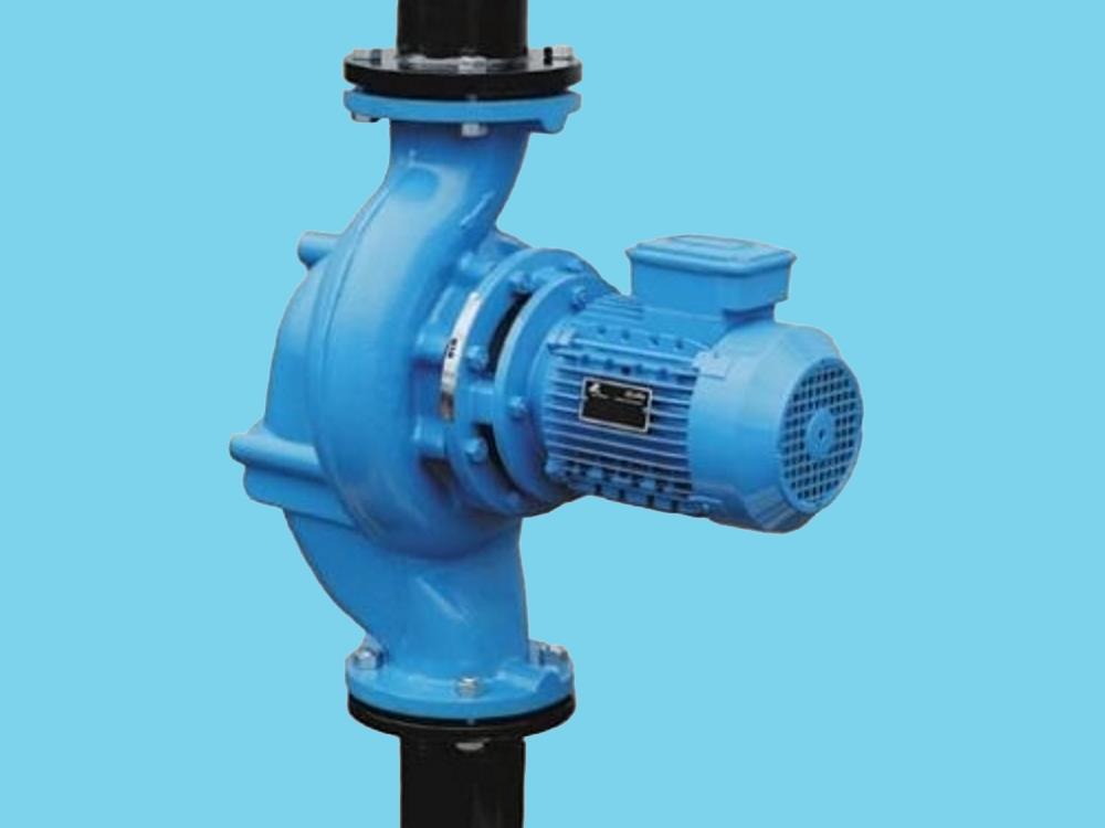 Johnson Inline-Kreiselpumpe CombiLine CL 40C -125 0,37kw