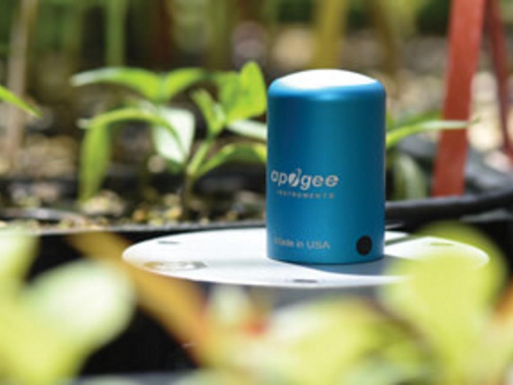 PAR Handmesser für alle Arten von licht -integrierten Sensor