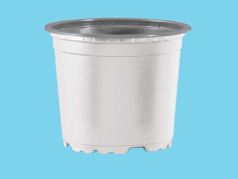 Teku Topf VCG 10 recyclable weiss/grau 2736027360  ep
