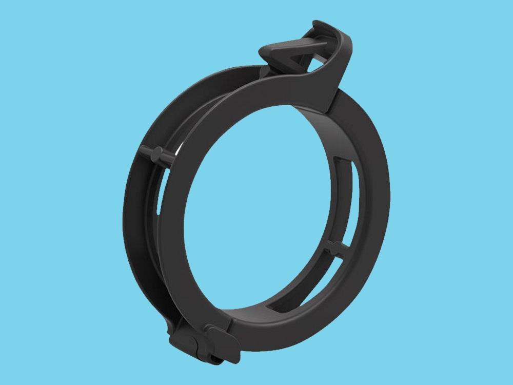 Brinkman Easy Clip 26 mm schwarz 7500 Stk./Krt
