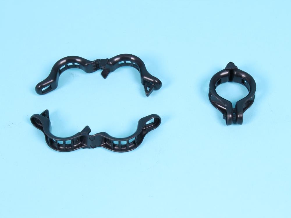 Brinkman Ergo Clip 14.5 mm schwarz 13000 Stk./Krt