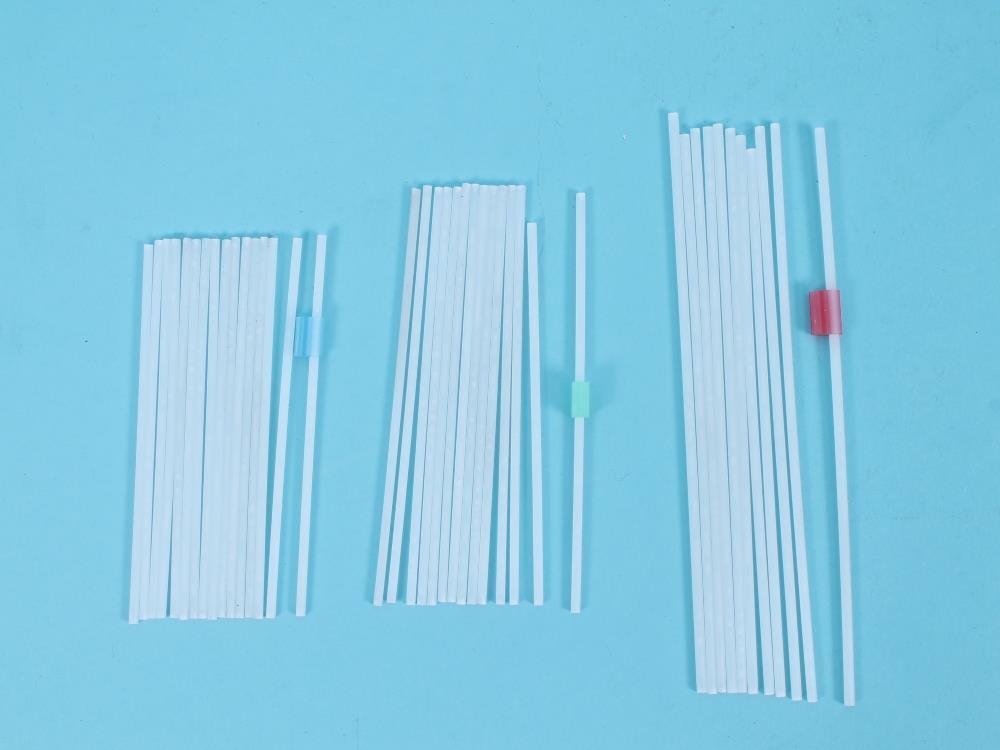 Brinkman Veredelung Stick weiß 100x2,3mm (39.000)