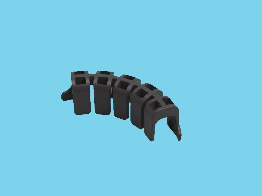 Flextruss schwarz 19000 Rispenbügel