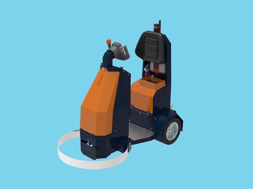 BeTrac-1 elektrische Triggerinduktion und manuell gesteuert