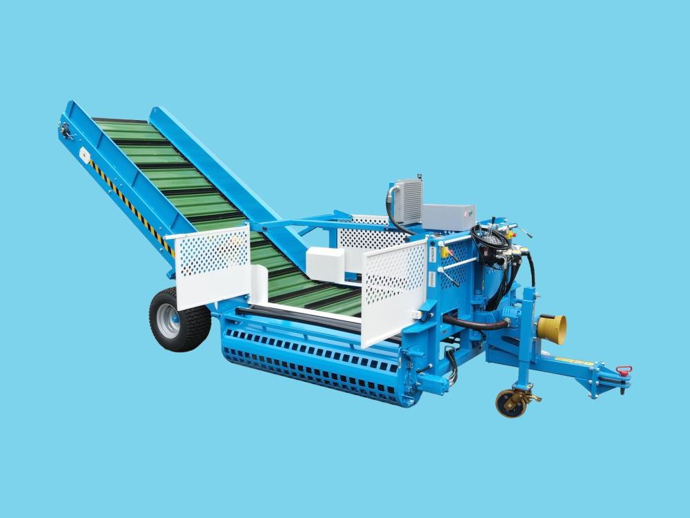 Bio Hopper XL Plus750  Kulturwechselmaschine