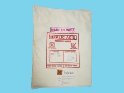 Oxalsäure (1000) 25 kg