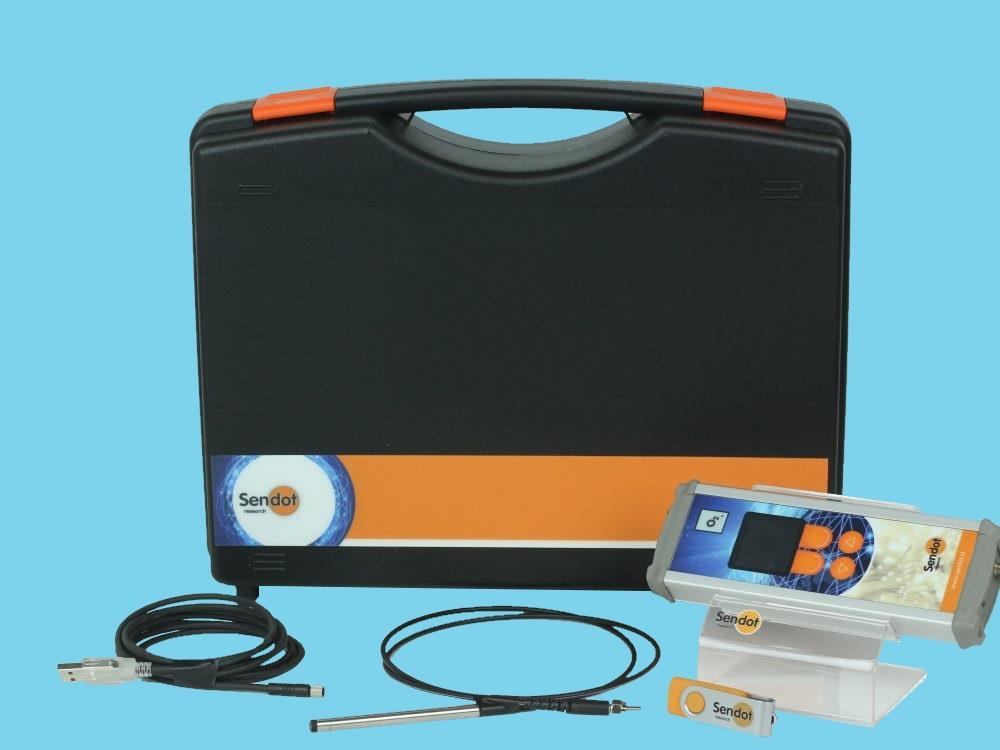 Sauerstoff-Handsensor-Set
