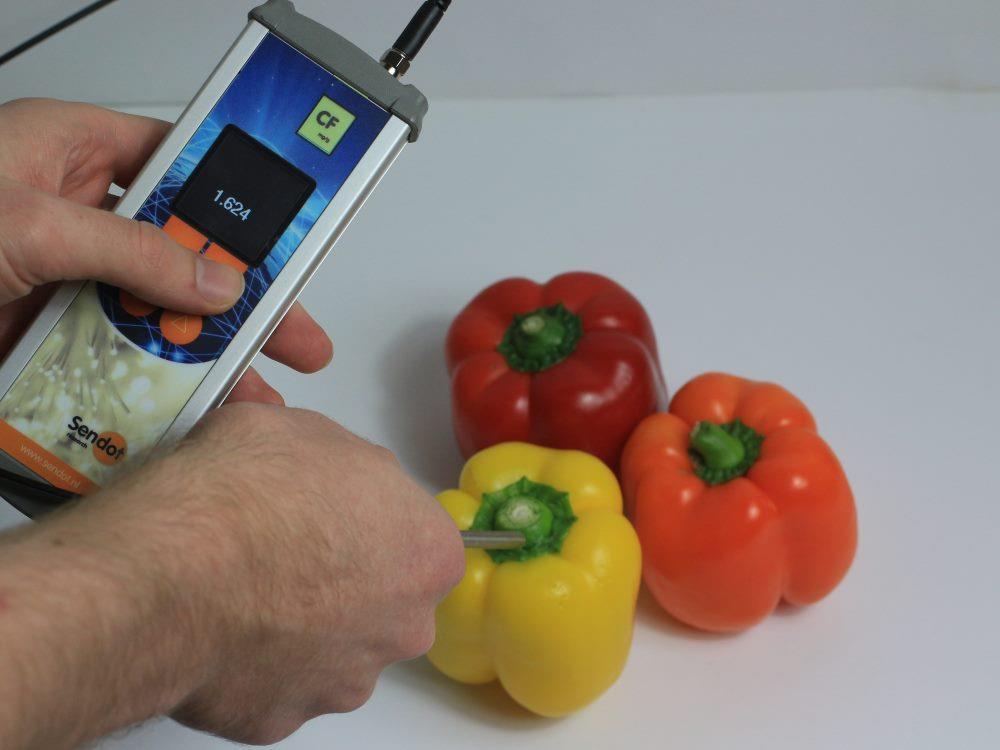 Chlorophyll-Fluoreszenz-Handsensor-Set
