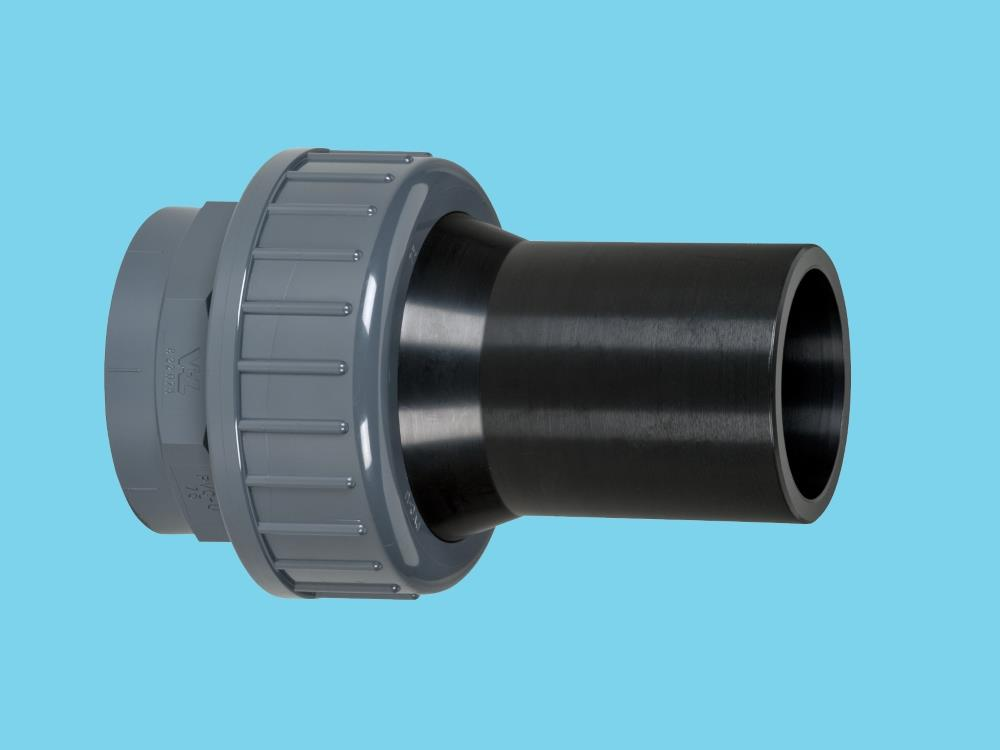 Verschraubung pvc-pe 90mm - sdr17
