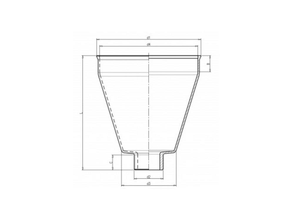 Pumpentrichter 1