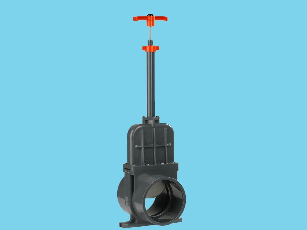 Schieberventile dil 160 (edelstahl) verl. 1.500 mm