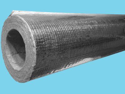 Rockwool 810 Rohrschale 40mm dick Für Röhre 121 mm ; Verpack
