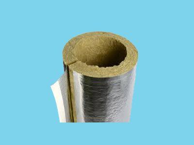 Rockwool 810 Rohrschale 50 mm dick Für Röhre 127 mm ; Verpac
