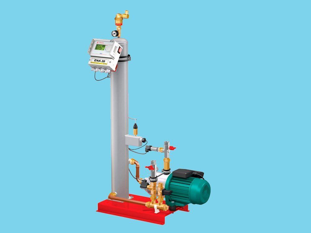 Flamco ENA Vakuum entgasungsmaschine Druck: 2,0 - 4,5 bar