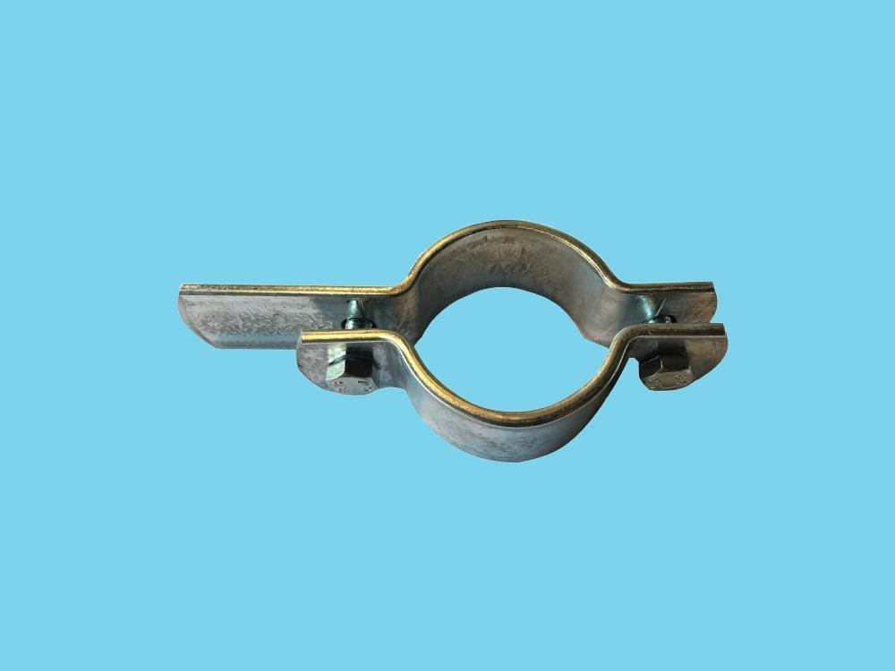 Endanschlag Rohrrail, Komplettsetfür Rohr Rohr: 45 mm