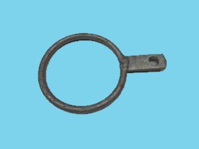 Ring mit einzigen Lippe für Rohre 76mm, 25 stück