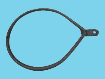 Ring mit einzigen Lippe für Rohre 219mm, 10 stück