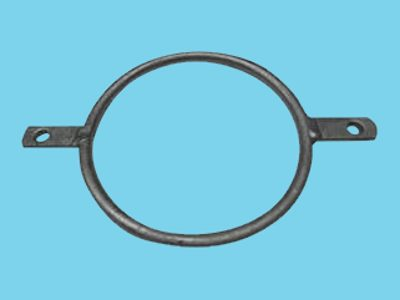 Ring mit doppelter Lippe Rohr 114 mm pro 25 Stücke