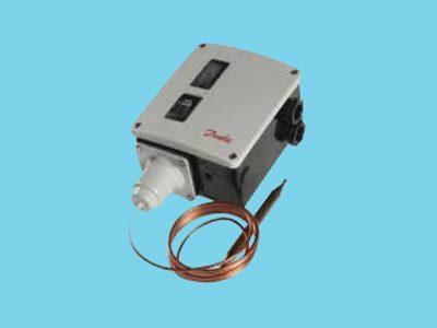 Danfoss RT 107 Thermostat zylindrischer Fernfühler +70.150