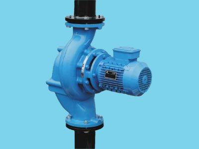 Johnson Inline-Kreiselpumpe CombiLine CL DN40-125 0,25kw
