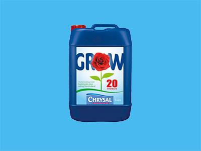 Chrysal Grow 20 (4*5) 5 ltr