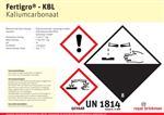 Aufkleber Fertigro KBL (Bulkfass)