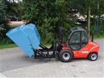 Hydraulischer Abfallbehälter Giga Bio Chopper 5300 Liter